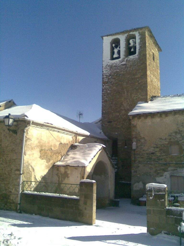 parroquia de san esteban aurin