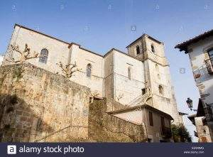Parroquia de San Esteban (Bera)