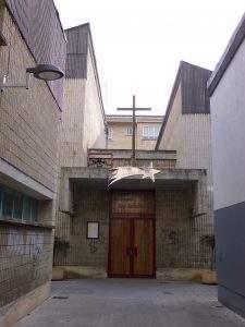 Parroquia de San Esteban (Berriozar)