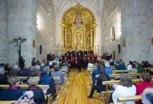parroquia de san esteban canicosa de la sierra