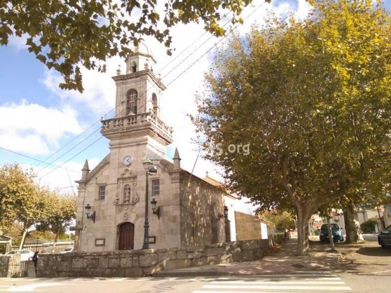 parroquia de san esteban de beade vigo