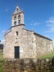 Parroquia de San Esteban de Goiáns (Carballo)