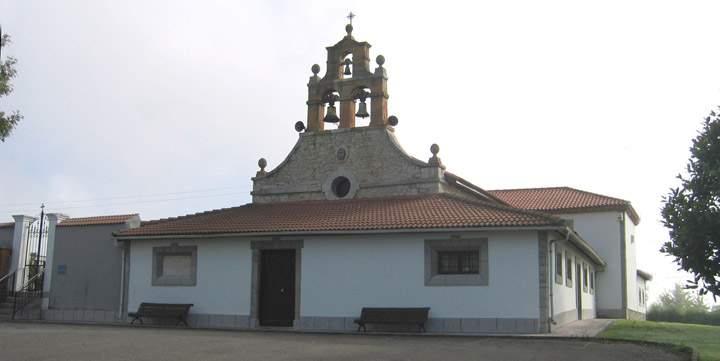 parroquia de san esteban de las cruces oviedo