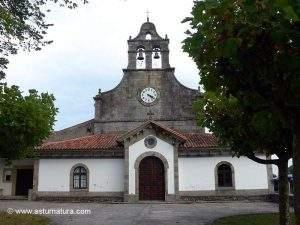 parroquia de san esteban de leces carabayin alto