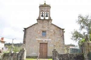 Parroquia de San Esteban de Morás (Uxes)