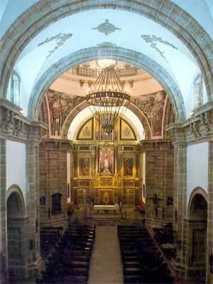 parroquia de san esteban huete