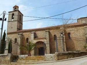 parroquia de san esteban protomartir cenicientos