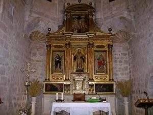 parroquia de san esteban protomartir hontoria de valdearados