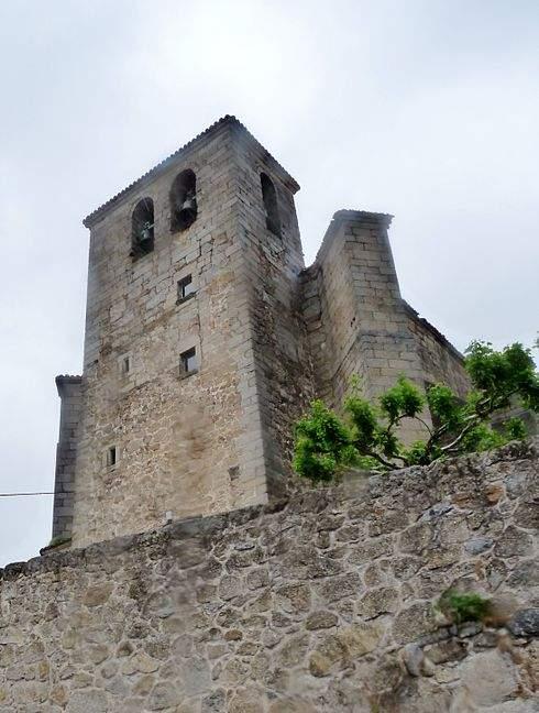 parroquia de san esteban protomartir san esteban del valle