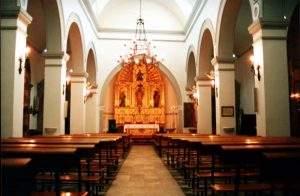 parroquia de san esteban protomartir santisteban del puerto