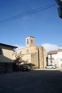 parroquia de san esteban sigues