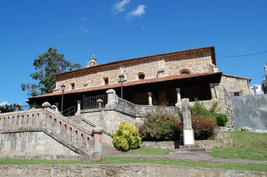 parroquia de san esteban udias