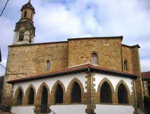 parroquia de san esteban ultzama