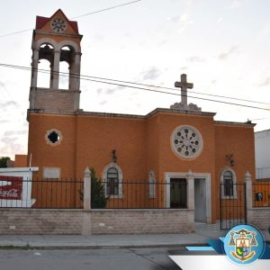 Parroquia de San Eugenio (Centro Pastoral Jesús Obrero) (Aldea Moret)