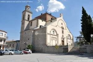 parroquia de san eugenio obispo navas del rey