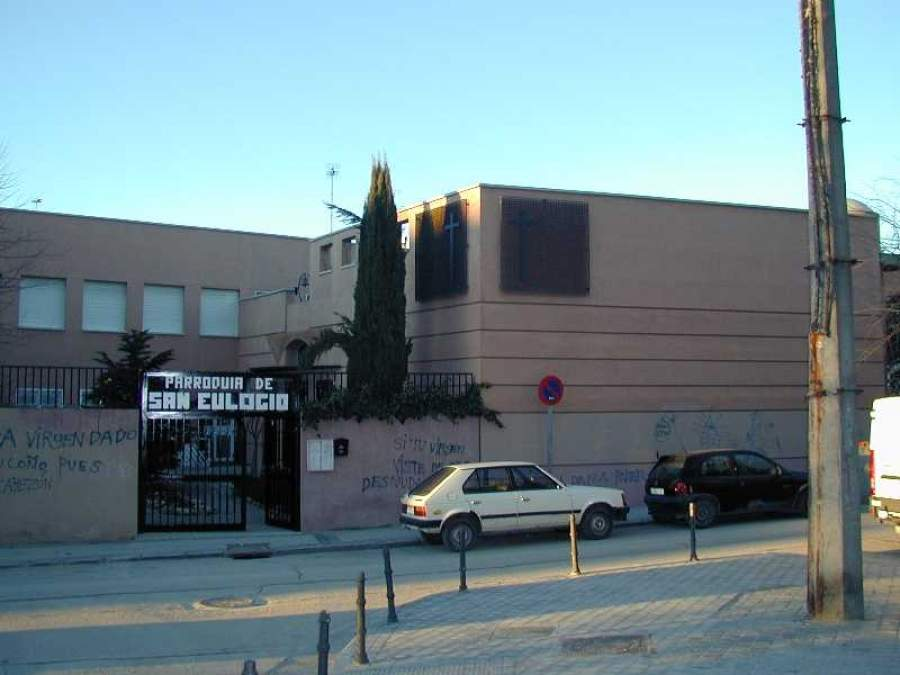 parroquia de san eulogio madrid