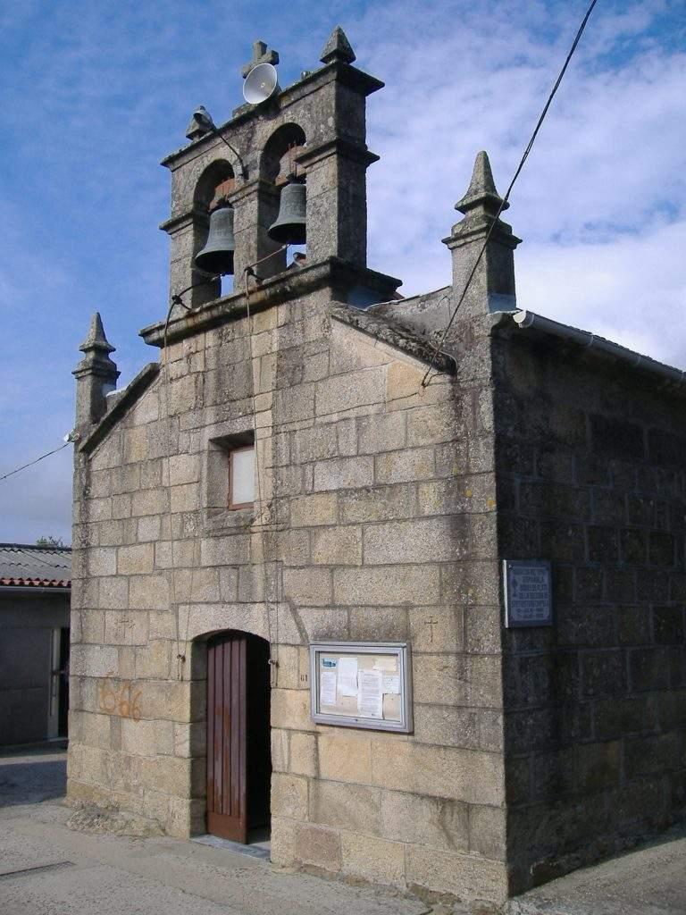 parroquia de san fausto de chapela chapela