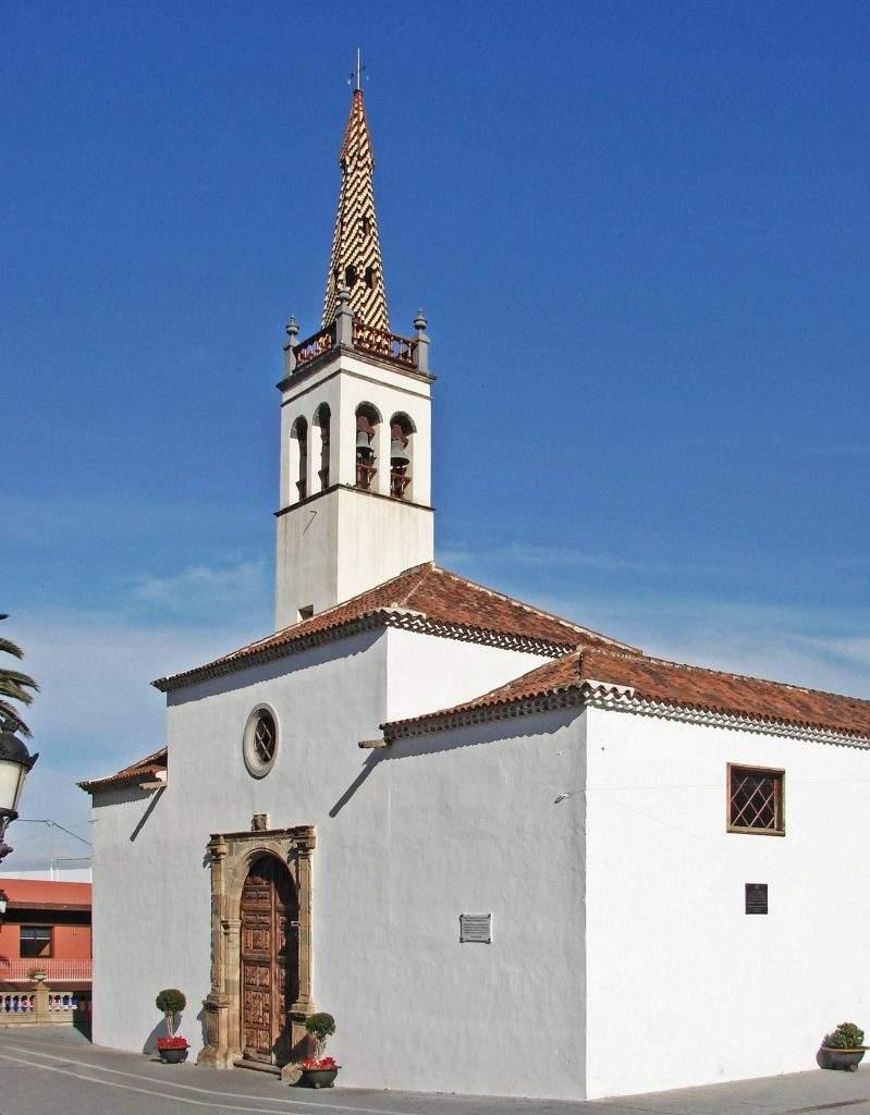 parroquia de san felipe apostol santa cruz de tenerife
