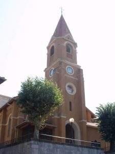 parroquia de san felix de cantalicio ortuella