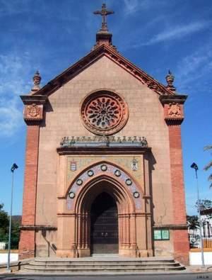 parroquia de san fernando villanueva del rio y minas