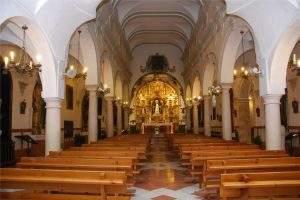 parroquia de san francisco de asis alcala la real
