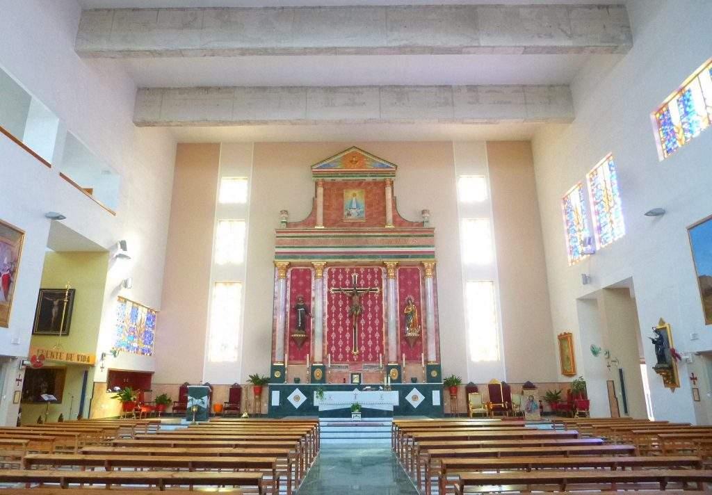 parroquia de san francisco de asis benidorm 1