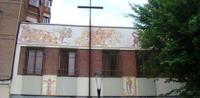 parroquia de san francisco de asis capuchinos murcia