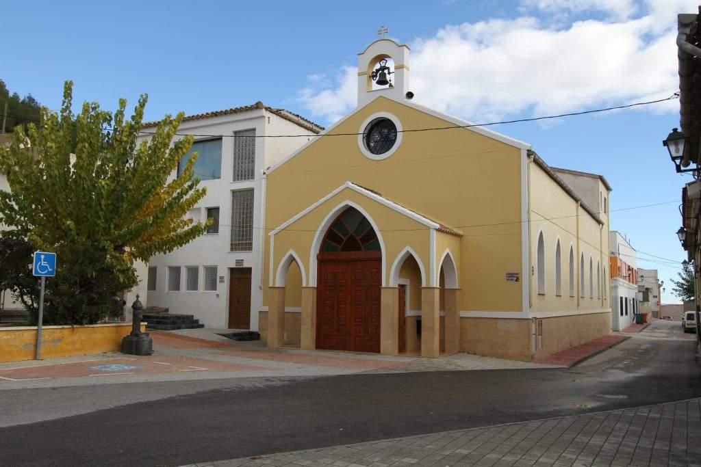 parroquia de san francisco de asis caravaca de la cruz