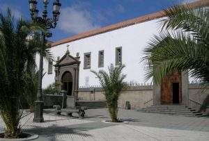 Parroquia de San Francisco de Asís de Tres Palmas (Santa María de Guía de Gran Canaria)