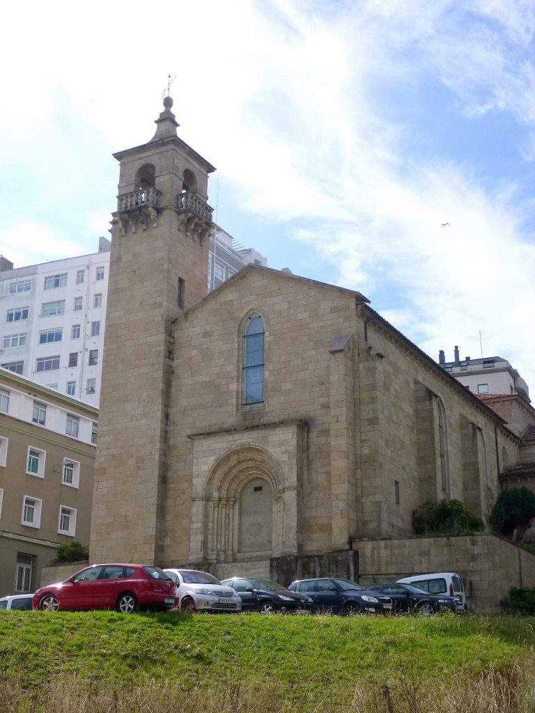 parroquia de san francisco de asis franciscanos a coruna 1