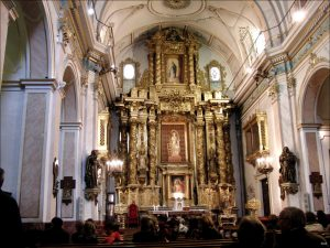 Parroquia de San Francisco de Asís (José María Puerta) (Cartagena)