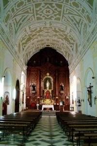 parroquia de san francisco de asis moron de la frontera