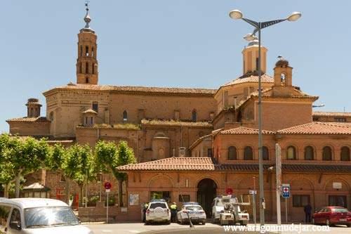 parroquia de san francisco de asis tarazona