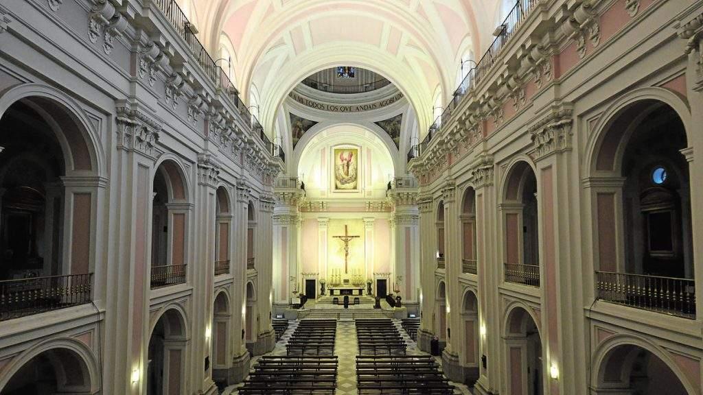 parroquia de san francisco de borja jesuitas madrid 1