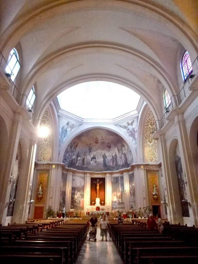 parroquia de san francisco de borja valencia