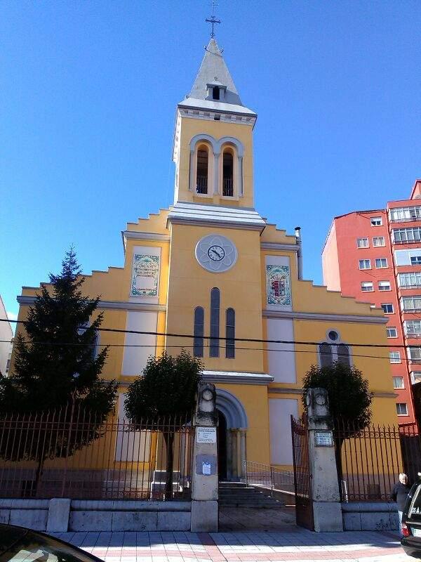 parroquia de san francisco de la vega leon