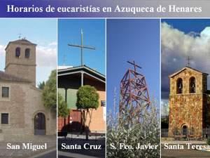 parroquia de san francisco javier azuqueca de henares