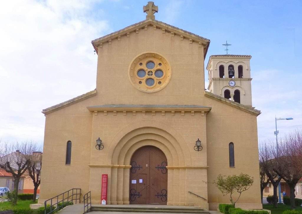 parroquia de san francisco javier castejon