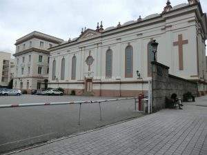 parroquia de san francisco javier jesuitas vigo