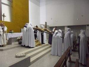 parroquia de san francisco javier la teneria pinto