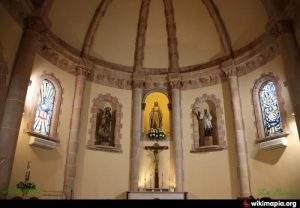 Parroquia de San Francisco Javier (Melilla)