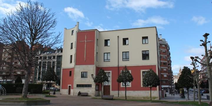parroquia de san francisco javier oviedo