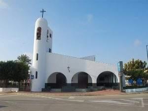 Parroquia de San Francisco Javier (Palomares) (Cuevas del Almanzora)