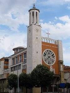 Parroquia de San Francisco Javier (Pamplona)