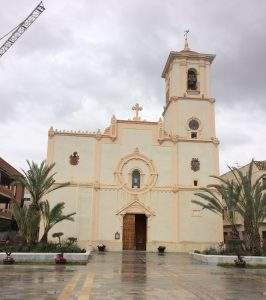parroquia de san francisco javier san javier