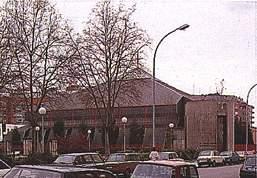 Parroquia de San Francisco Javier (Vitoria-Gasteiz)