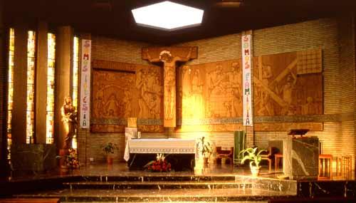parroquia de san francisco javier zaragoza