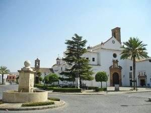 parroquia de san francisco palma del rio