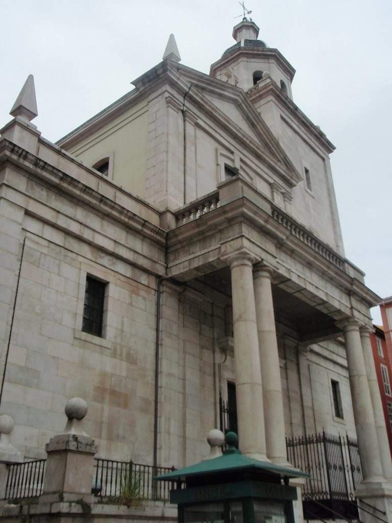 parroquia de san francisco santander