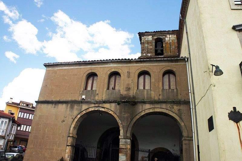 parroquia de san francisco tineo